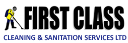 First Class Cleaning and Sanitation Services Ltd Logo